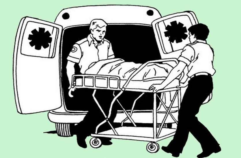 जिले के अस्पतालों में नहीं है शव वाहन