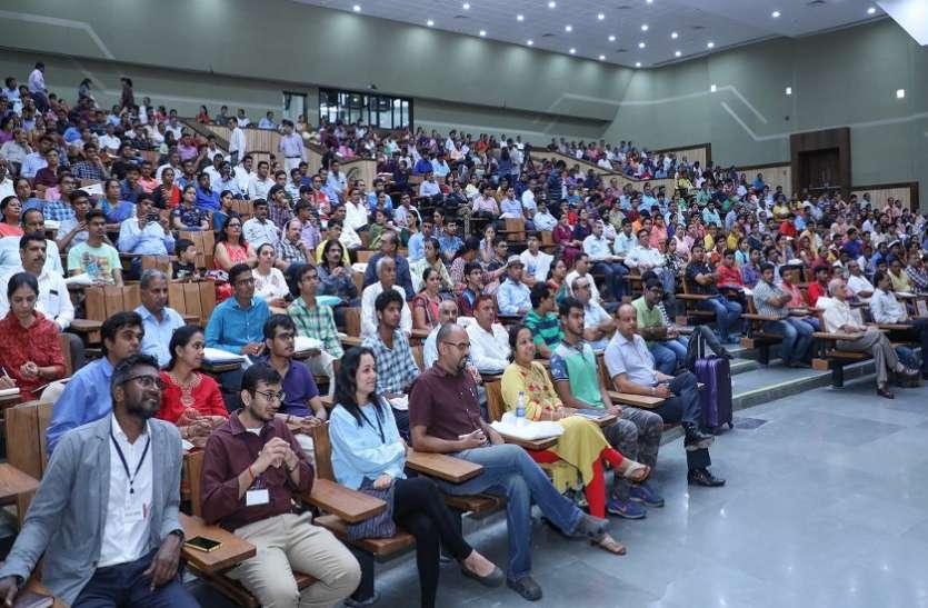 आईआईटी गांधीनगर के २०१८-२२बैच में १५ फीसदी छात्राएं