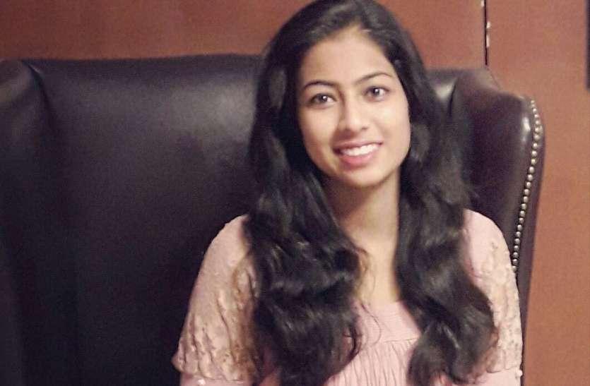 अजमेर की बेटी लहराएगी अमेरीका में अपना परचम, साइबर एक्सपर्ट से मिलकर जानेगी गूगल ,फेसबुक को ओर करीब से