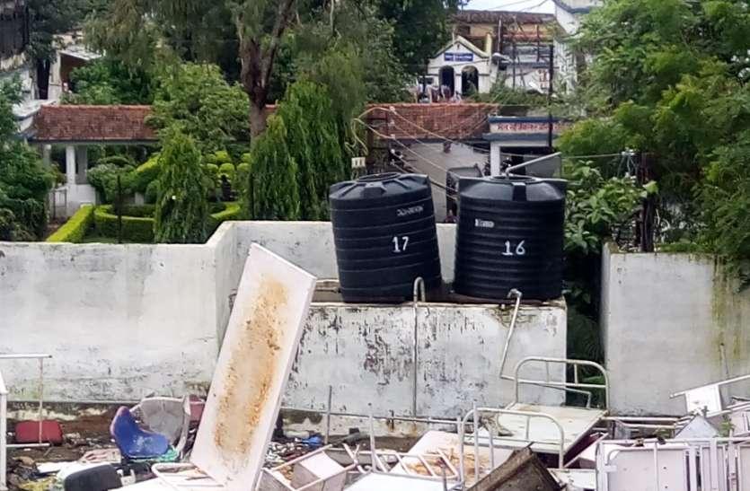 यहां विभाग ही फैला रहा मलेरिया-डेंगू के वायरस