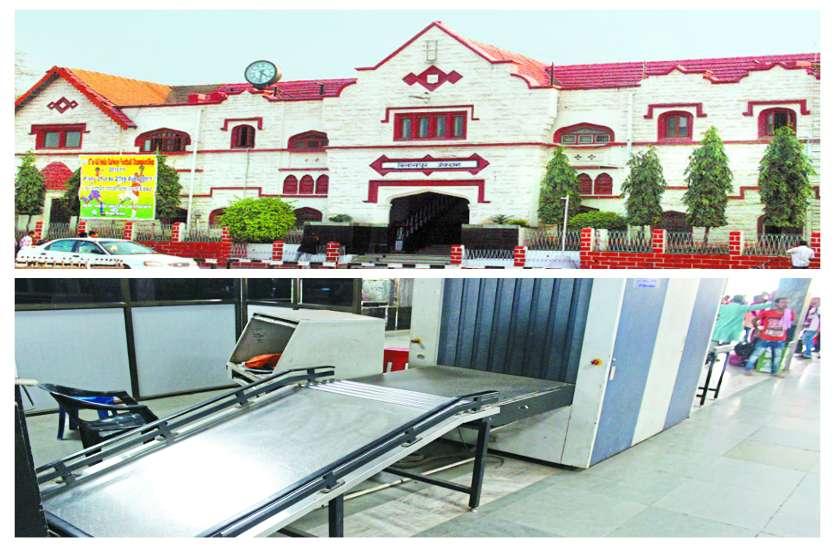 बिलासपुर में 4 प्रवेश द्वार और 6 जीरो प्रवेश द्वार बैकडोर पूरा खुला, सुरक्षित नहीं स्टेशन