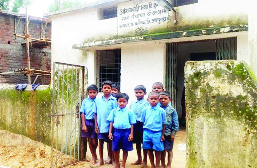 अधपका भोजन परोसा तो कुरूमढोड़ा आश्रम से घर भाग गए ५वीं के दो छात्र