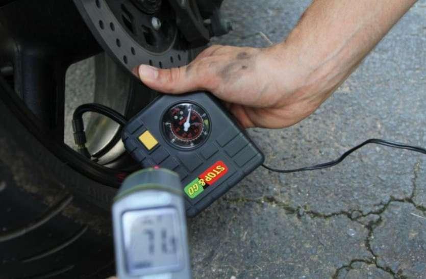 Bike के टायर में डलवाएं ये खास हवा, चलेंगे सालों साल और नहीं होगा एक्सीडेंट