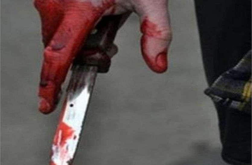 पुत्रवधु पर चाकू से हमला करने वाले ससुर की जहर से मौत