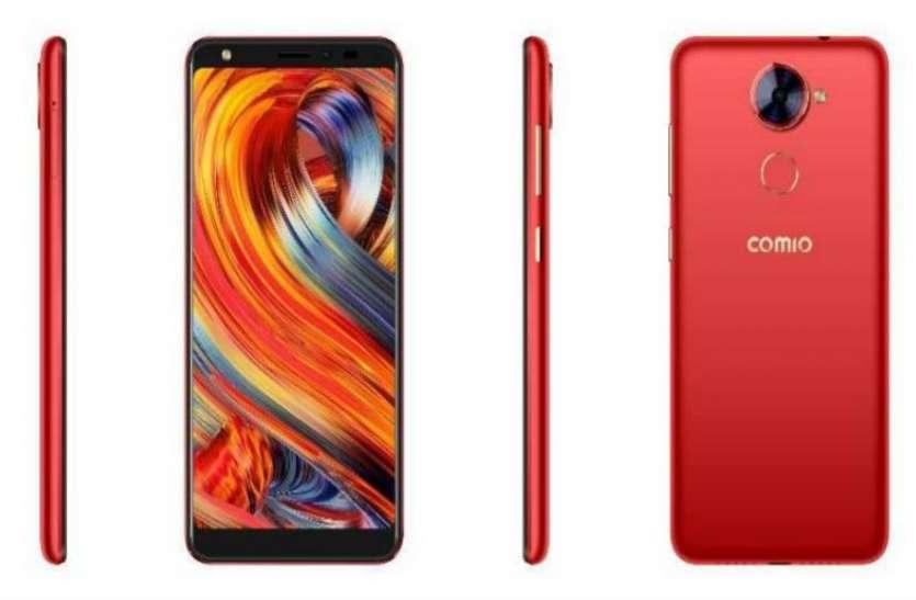 Comio X1 स्मार्टफोन भारत में हुआ लॉन्च, जानें ऑफर्स