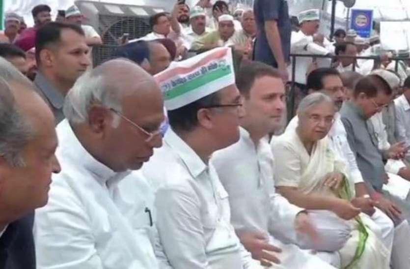 आम चुनाव 2019 की तैयारी में जुटी कांग्रेस, दिल्ली में जल्द नए जिलाध्यक्षों की होगी घोषणा
