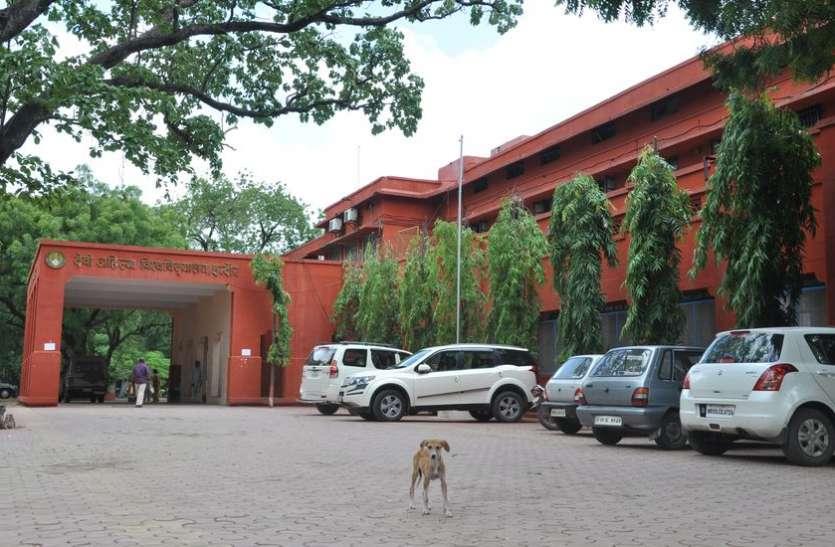 डीएवीवी की बड़ी लापरवाही : इस कॉलेज के पास नहीं है संबद्धता, फिर भी जारी कर दिया रिजल्ट