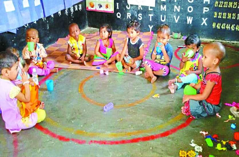 बीमारी से बचाने सरकार ने खर्च कर दिए 20 करोड़ रुपए, फिर भी साढ़े 9 हजार बच्चे जूझ रहे कुपोषण से