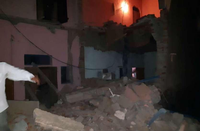 'लाल बम' ने हिला दिया यूपी का ये शहर, हो गई चार की मौत