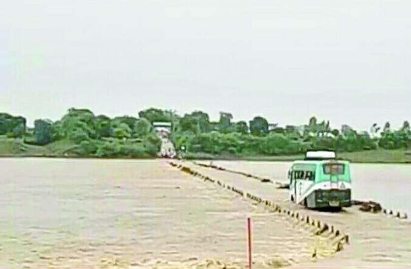 बड़ी खबर : भारी बारिश से पार्वती नदी उफान पर,बढ़ा खतरा, कई जिलों में अलर्ट