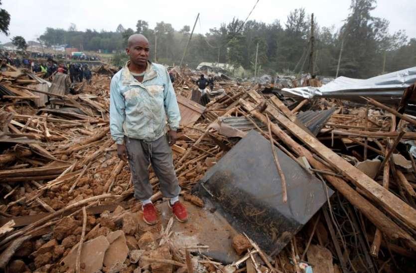 नैरोबी: विकास के नाम पर झुग्गियां तबाह, 30 हजार बेघर लोग देखते रहे मंजर