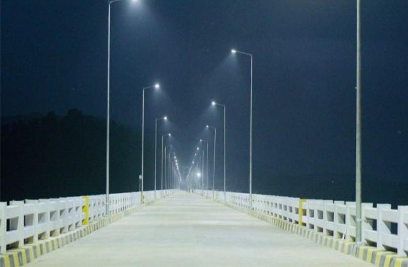 डीजीपी ने सौंपी रिपोर्ट,अब इस दिन होगा गुरूप्रिया पुल का लोकार्पण