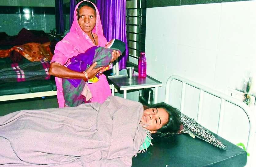 अस्पताल में नहीं थे डॉक्टर: प्रभारी कलेक्टर ने एसडीएम भेजकर नींद से डॉक्टर को जगाया, तब हो पाई डिलेवरी