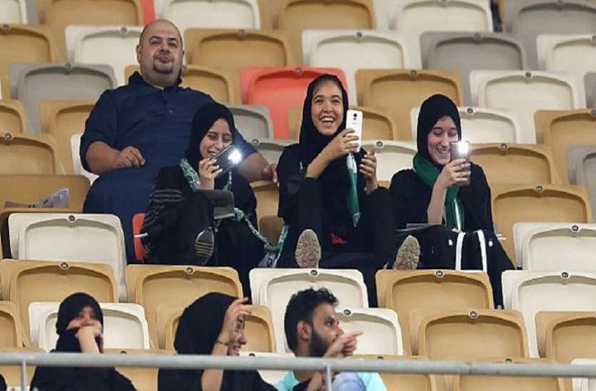 गाड़ी पर हाथ आजमाने के बाद अब उड़ने लगी हैं सऊदी अरब की महिलाएं, कर रहीं ये कारनामें