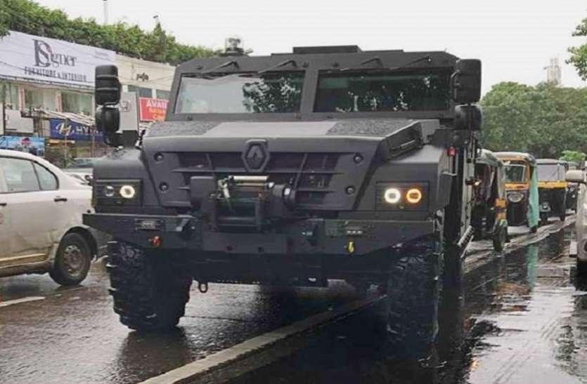 आतंकियों पर सीधा हमला करती है Renault की ये गाड़ी, बम धमाकों का नहीं होता है असर