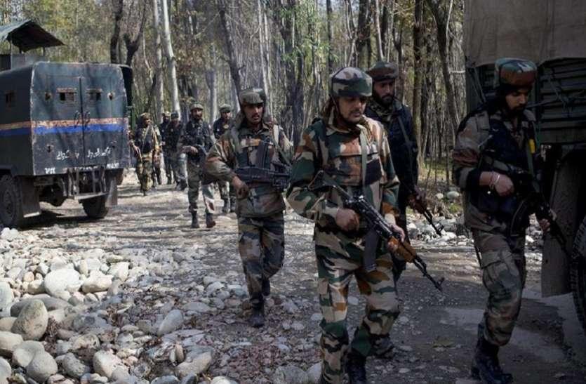 श्रीनगर: बाटमालू में CRPF की पेट्रोलिंग टीम पर आतंकी हमला, एक जवान शहीद, संदिग्धों की तस्वीर जारी