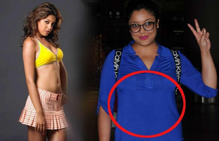 tanushree dutta back to mumbai 2 years transformation in her looks