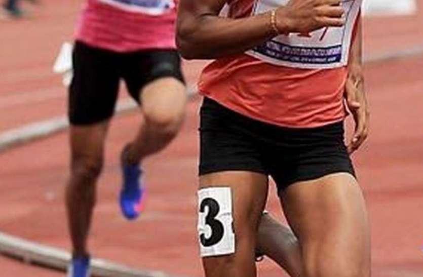 डांग गोल्डन गर्ल सरिता ने फिर जीता स्वर्ण पदक