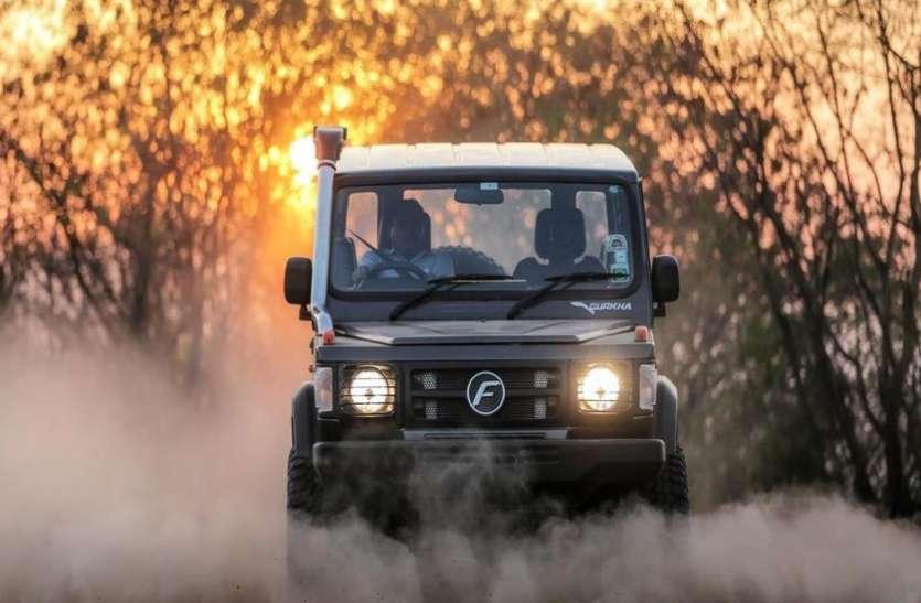 Hummer और Land Rover जैसी करोड़ों रुपये वाली कारों को मात देती है मात्र 8.2 लाख की ये देसी SUV