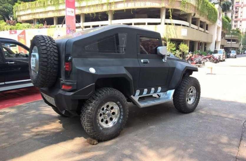माइलेज के मामले में सब पर भारी है ये भारतीय SUV, कच्ची सड़क और पहाड़ी रास्तों को मिनटों में कर लेती है पार