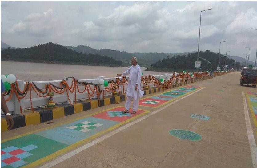 मलकानगिरिः गुरुप्रिया पुल चालू, 151 गांव बाहरी हिस्से से जुड़े