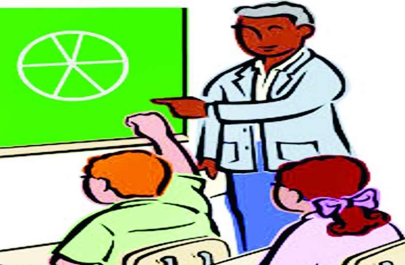 स्कूलों को शासन ने दिया लक्ष्य, पिछडऩे पर होगी कार्रवाई