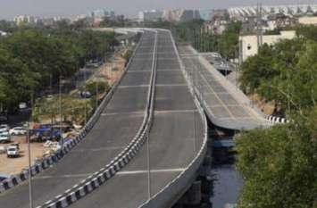 दिल्ली: सीएम केजरीवाल ने बारापूला एलिवेटेड रोड का किया उद्घाटन, कुछ ही मिनट में पहुंच सकेंगे ईस्ट दिल्ली से एम्स