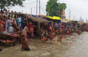 Sawan Month 2018 : श्रावण माह शुरुवात पर अयोध्या में दिखा आस्था का समागम