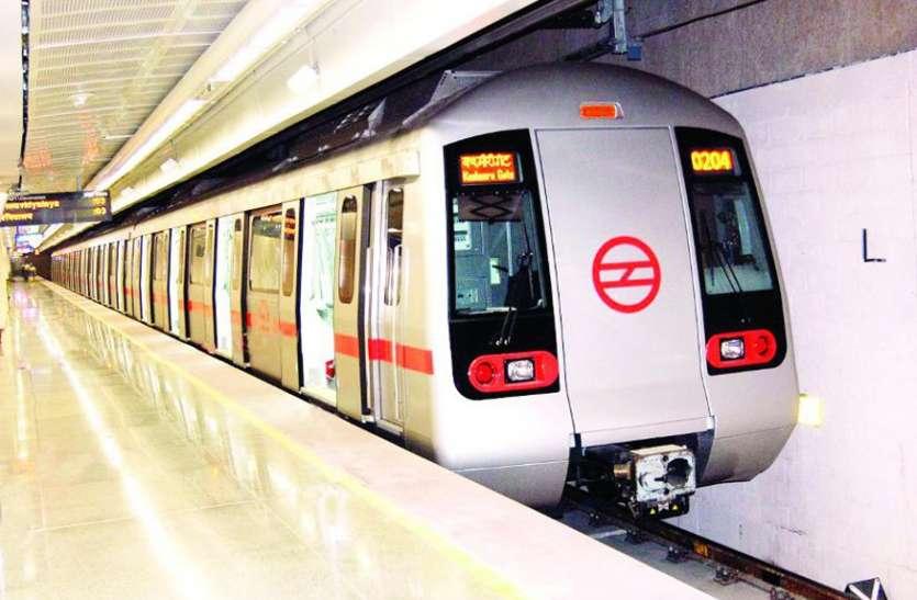 हर दो किमी पर मेट्रो स्टेशन की प्लानिंग, यात्री घटेंगे तो बढ़ेगा संकट