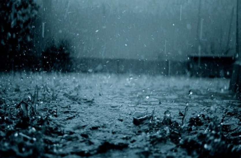 थार में मानसूनी झमाझम: बाड़मेर के गिड़ा में 3 इंच बरसात, यहां भारी बारिश की चेतावनी