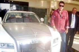 दुनिया की सबसे महंगी कारों के शौकीन हैं संजू बाबा, घर पर लगा है एक से बढ़कर एक शानदार कारों का ताता