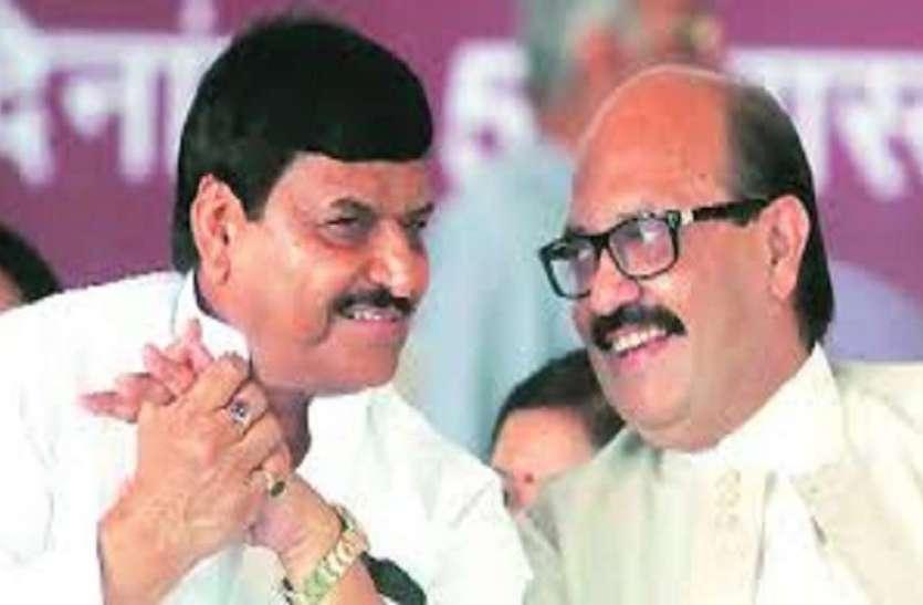 'चाचा' शिवपाल को साधने के लिए बीजेपी ने लगाया 'अंकल' को, इतनी सीट और इस पद का आॅफर !