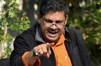 भाजपा को बड़ा झटका, कीर्ति आजाद थामेंगे कांग्रेस का दामन!