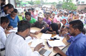 असम में एनआरसी के अंतिम प्रकाशित प्रारुप में 40 लाख नाम नहीं हुए शामिल,राज्य में फिर भी बहाल रही शांति