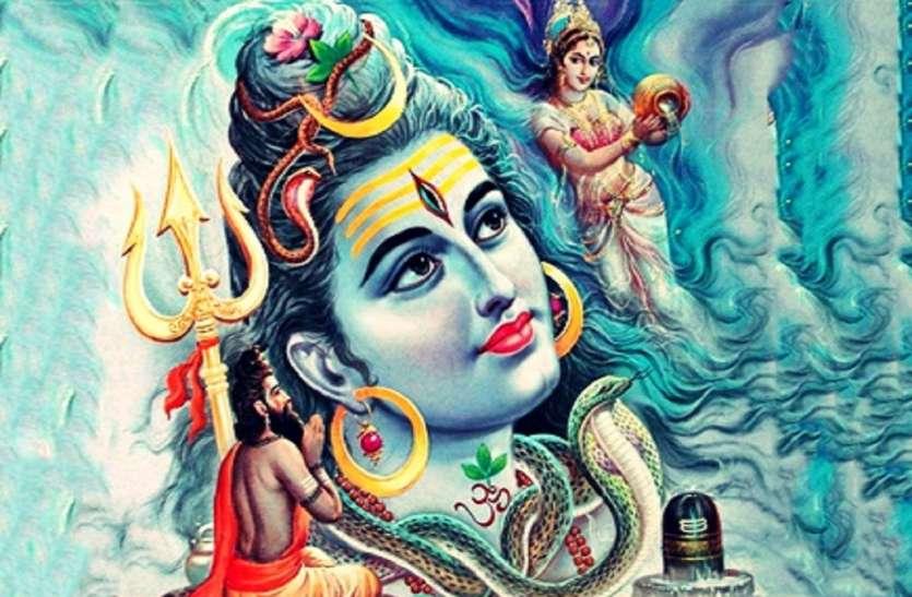 भगवान परशुराम ने ऐसा क्या किया कि शुरू हुई कावड़ यात्रा,जाने क्यो खुश होते है भगवान शिव कावड़ यात्रा के जल से स्नान कर