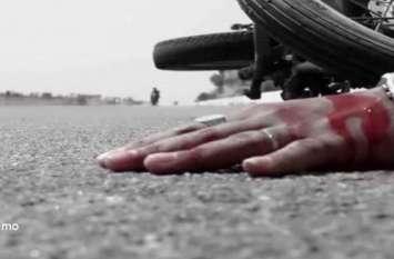 बीकानेर में एक और बड़ा हादसा, एक की मौत और तीन घायल