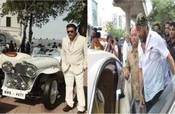 विंटेज कारों से लेकर Bentley जैसी सुपर लग्जरी कारों के शौकीन हैं जग्गू दादा, खरीद रखी है वो कार जो शाहरुख के पास भी नहीं