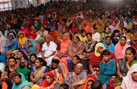 हरियाणा के हर जिले से महिलाएं तालकटोरा स्टेडियम में होने वाले महिला कांग्रेस के सम्मेलन में जाएंगी