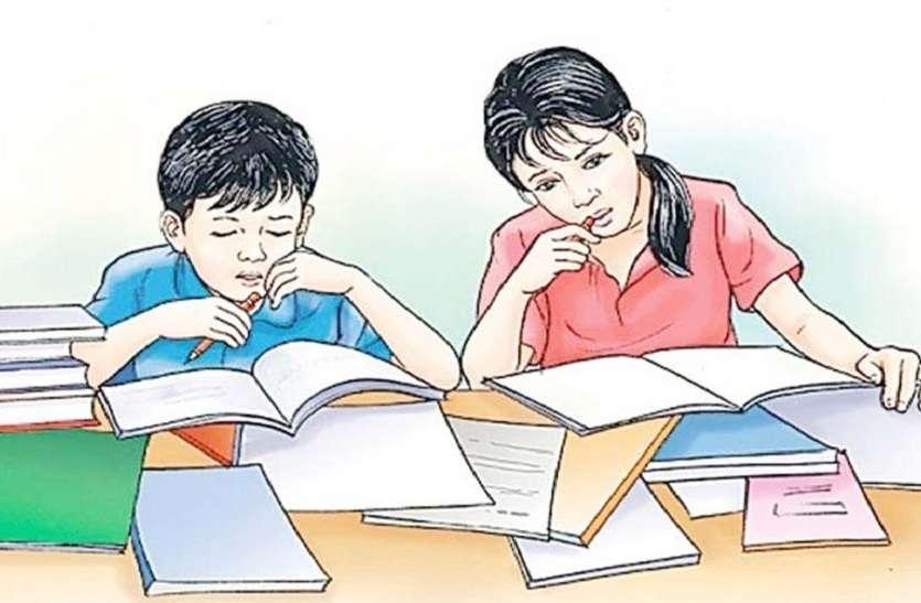 जौनपुर में उधार की किताबों से चल रही नौनिहालों की पढ़ाई