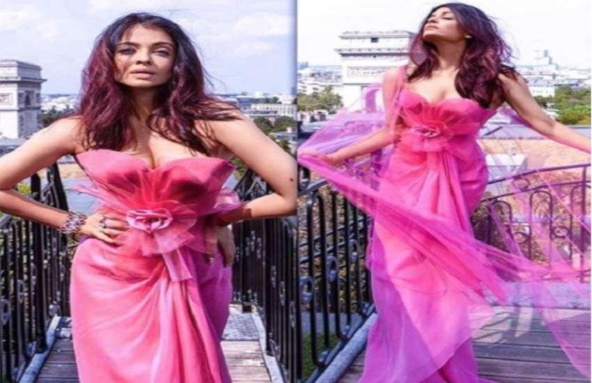 Aishwarya rai bachchan photoshoot for brides today in paris