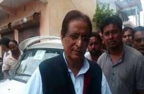 साध्वी के बयान पर भड़के आजम खान ने किया पलटवार, कहा-पहले खुद करें शादी