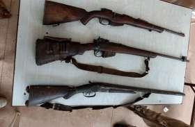 हैण्डग्रेनेड व अत्याधुनिक हथियारों से लैस रहे हैं बीहड़ के दस्यु गैंग