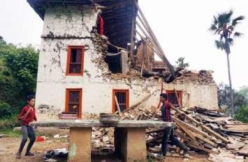 नेपाल  में चीन की मदद से क्षतिग्रस्त स्कूलों का पुनर्निर्माण शुरू