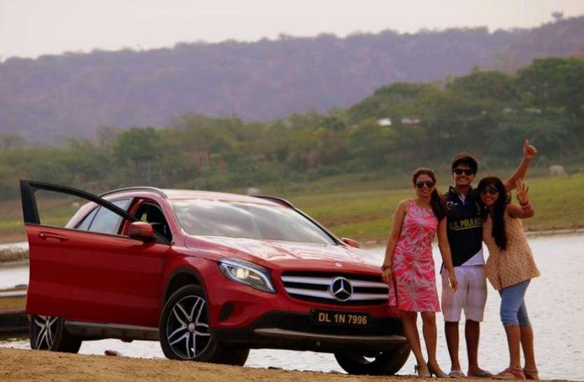 यहां से मात्र 260 रुपये में ले जाएं कार और जहां मर्जी घूमें
