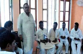 भाजपा अनुसूचित मोर्चा की बैठक सम्पन्न, छह को आएंगे राज्यमंत्री उपेन्द्र तिवारी