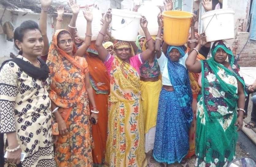 यहां पानी के लिए करोड़ों की योजना, फिर भी पानी की पीर, बन रही नासूर, पीएचईडी अभियंता नहीं गंभीर