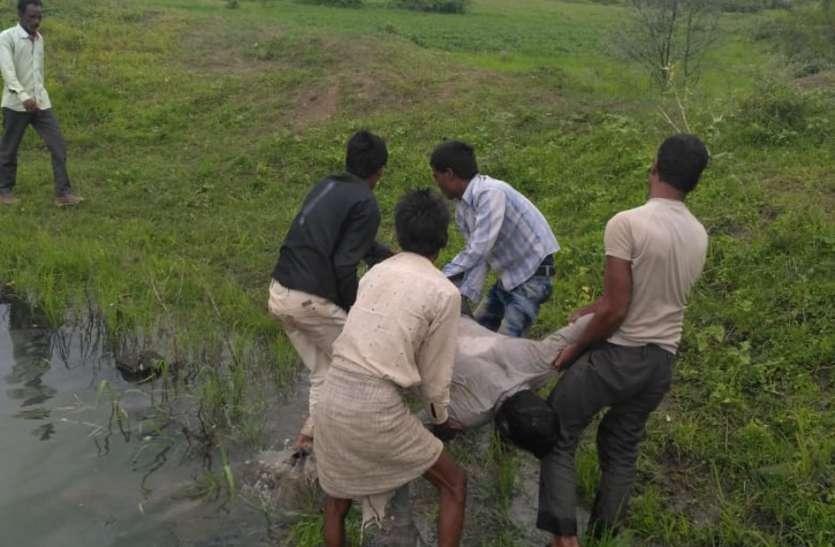 बदरवास क्षेत्र में एक ही दिन में मिलीं तीन लाश, दहशत में आए नगरवासी