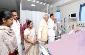अस्पताल ने जारी किया करुणानिधि का हेल्थ बुलेटिन, अगले 24 घंटे काफी सीरियस