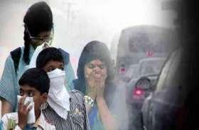 सेन्ट्रल पॉल्यूशन कंट्रोल बोर्ड की रिपार्ट में आया सामने,गुरूग्राम देश का सबसे प्रदूषित शहर