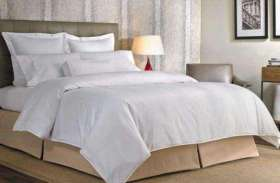 क्या कभी सोचा है होटलों में क्यों बिछाई जाती है सफेद चादर, ये हैं 10 बड़े कारण